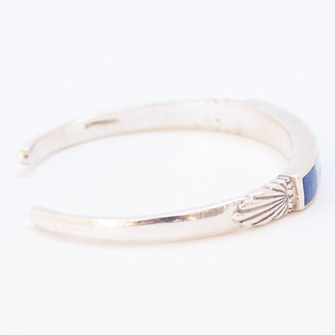 Wes Willie Lapis Opal Bracelet