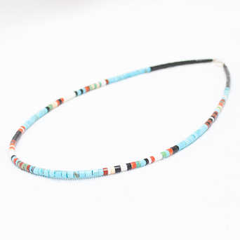 Multicolour Dorene Calabaza Necklace
