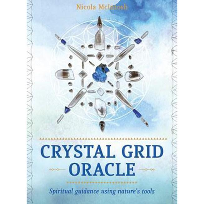 Crystal Grid Oracle Deck - Nicola McIntosh