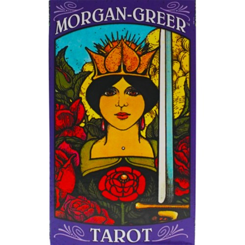 Morgan Greer Tarot Deck - Greer & Morgan