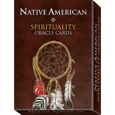 Native American Spirituality Oracle Cards - Tuan & Rotundo