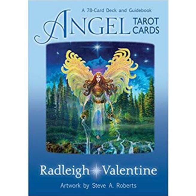 Angel Tarot Cards - Radleigh Valentine