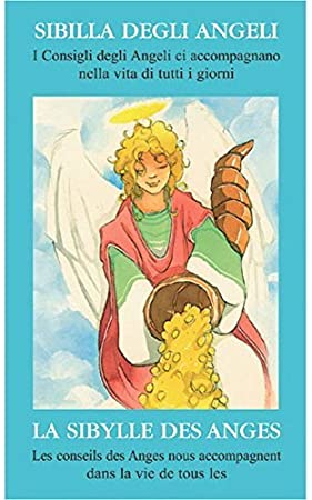 Angel Oracle Cards - Rossano Stefanin
