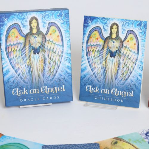 Ask an Angel - Carisa Mellado