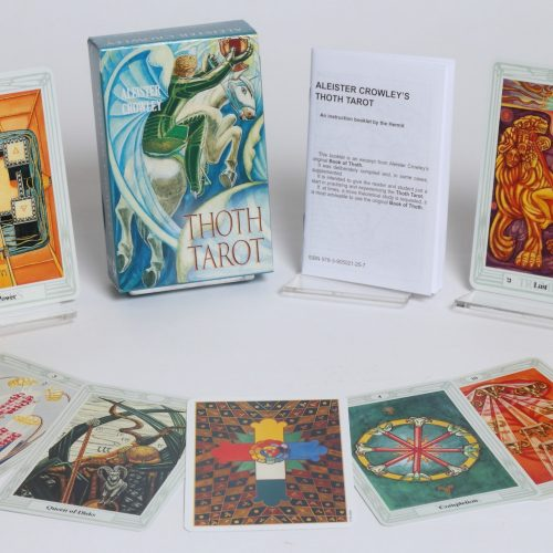 Crowley Thoth Tarot - Aleister Crowley