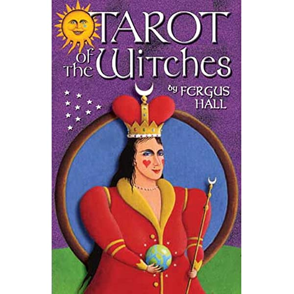 Tarot of the Witches - Fergus Hall