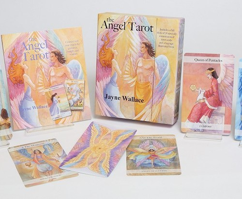 The Angel Tarot - Jayne Wallace
