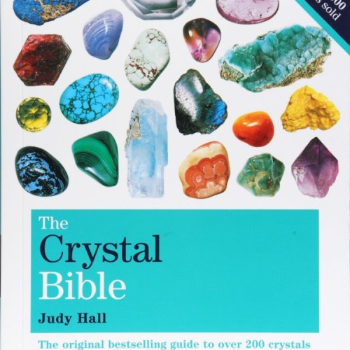 The Crystal Bible Vol.1 - Judy Hall