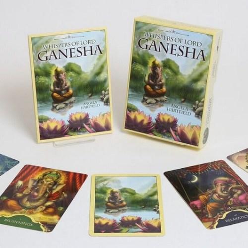 Whispers of Lord Ganesha - Hartfield Golovanova