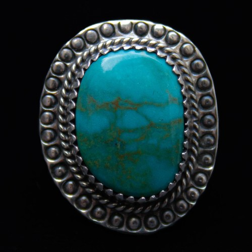 Gary Boyd Turquoise Ring