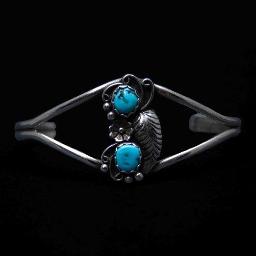 Robert Vandover Turquoise Bracelet