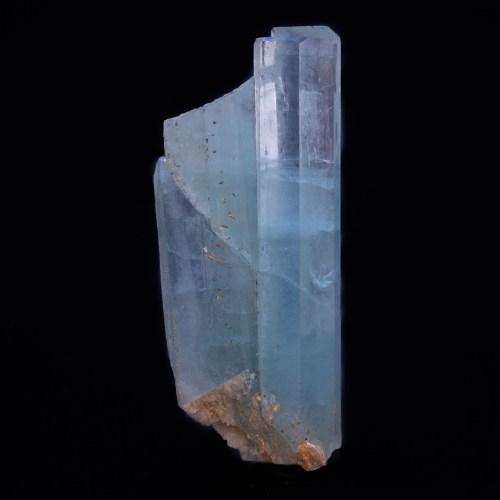 Gem Quality Aquamarine Twin Crystals