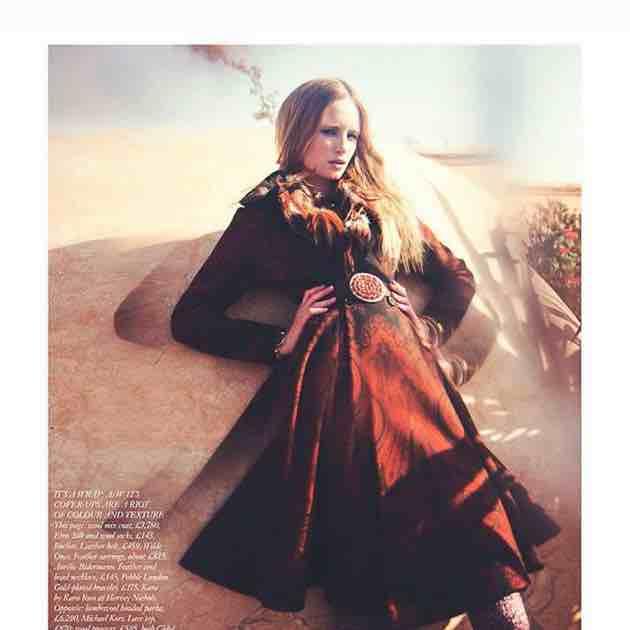 Harper's Bazaar   2012