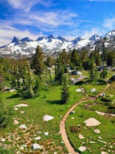 1. The Pacific Crest Trail