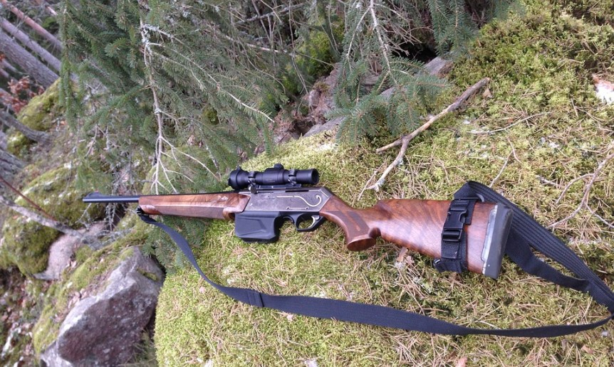 hunting rifle - History Channel Alone Gear List