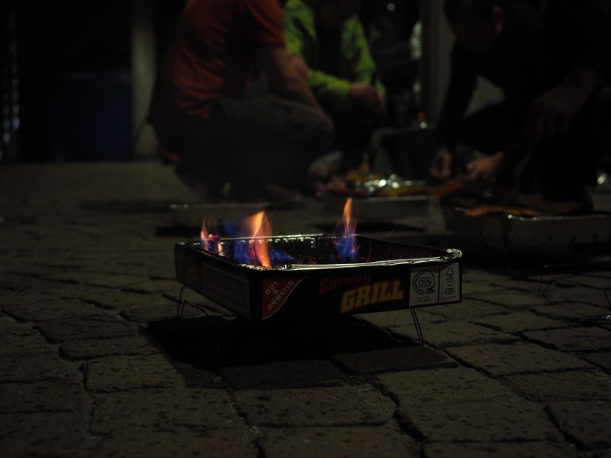 Food and Cooking Ideas while Travelling, Camping, or Backpacking without a stove