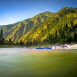 Calm Rafting Waters