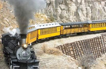 Summer-Durango-Silverton-Narrow-Gauge-Train-Tour