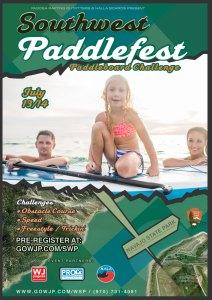 Southwest Paddlefest - July 13 and 14 - Navajo State Park - Colorado