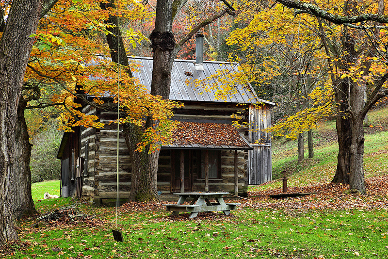 Maine a Popular Place for OffGrid Living  Wilderness