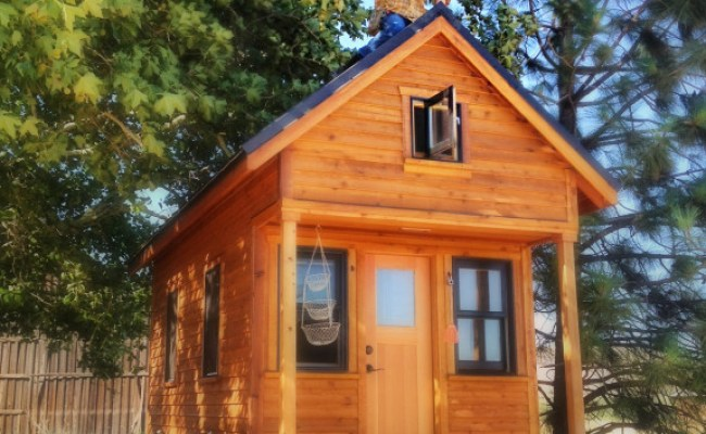 Build A Tiny House In Maine Wilderness Realty Maine