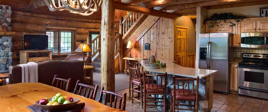 sofa sleeper for cabin buy beds online uk 4 bedroom | wilderness resort wisconsin dells