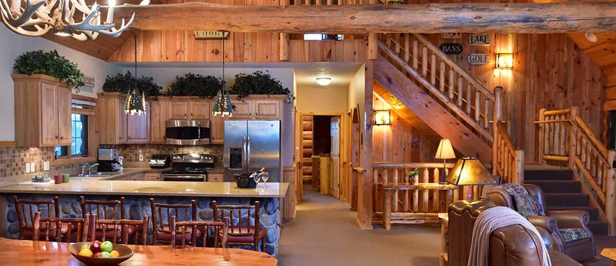 5 Bedroom Entertainment Cabin  Wilderness Resort Wisconsin Dells