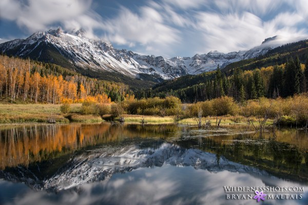 Colorado Mountain Landscape Bryan Maltais