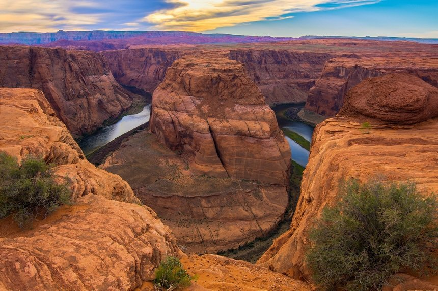 Horseshoe Bend Grand Canyon Arizona