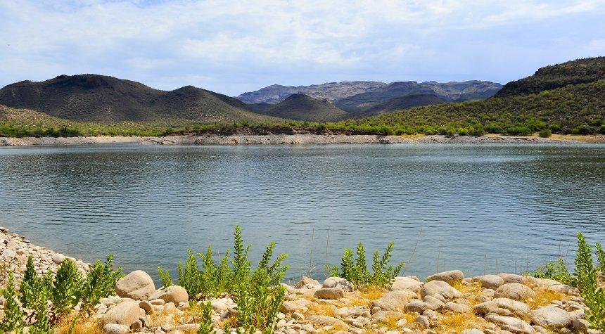 Knotts Creek Reservoir