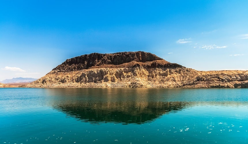 Lake Mead State of Nevada