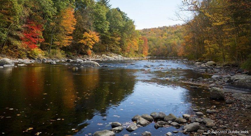 Farmington River Connecticut Fishing