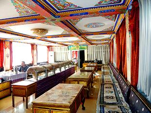 Tibetan Plateau Hotels Wilderness Travel