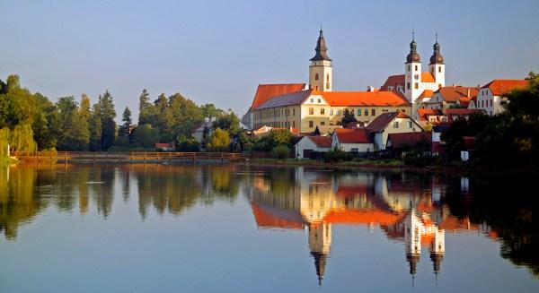 From Bratislava to Prague Itinerary Map Wilderness