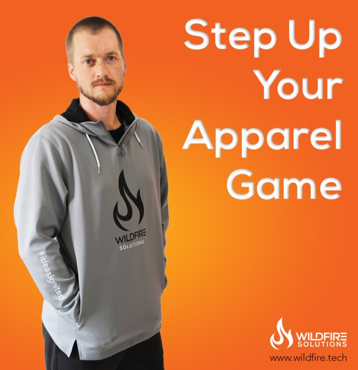 Step Up Your Apparel Game