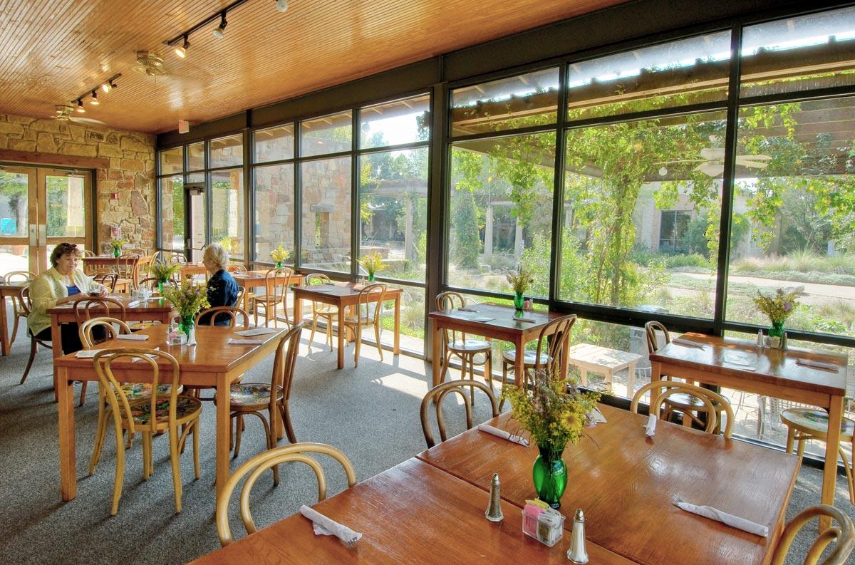 Wildflower Caf 233 Lady Bird Johnson Wildflower Center
