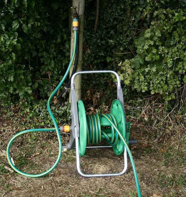 Hozelock 2'n1 50m Capacity Hose Storage System with or without Hose