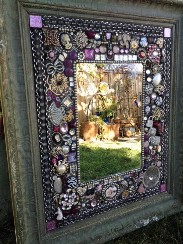 Mirror Mosaic Art Gallery