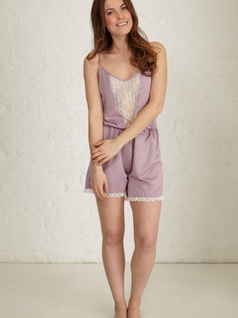 daisy playsuit front