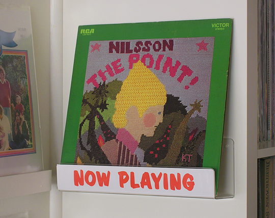 harry nilsson the point vinyl_LP_wild_honey record store knoxville