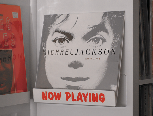 MJ now playing