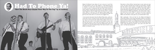 Wild Honey Records ZINE article - Hey Mr. Dee-Jay! Part 2
