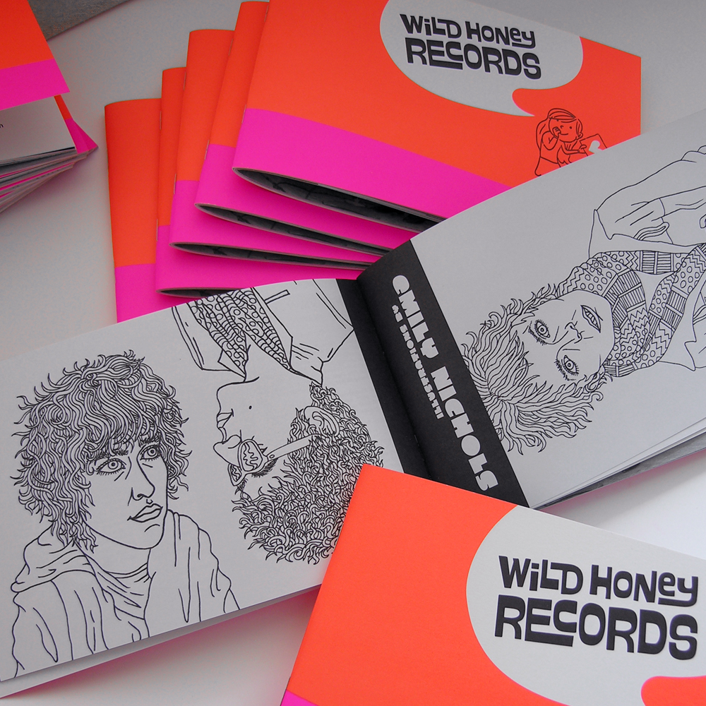 05 Wild Honey Records ZINE knoxville tennessee vinyl record store