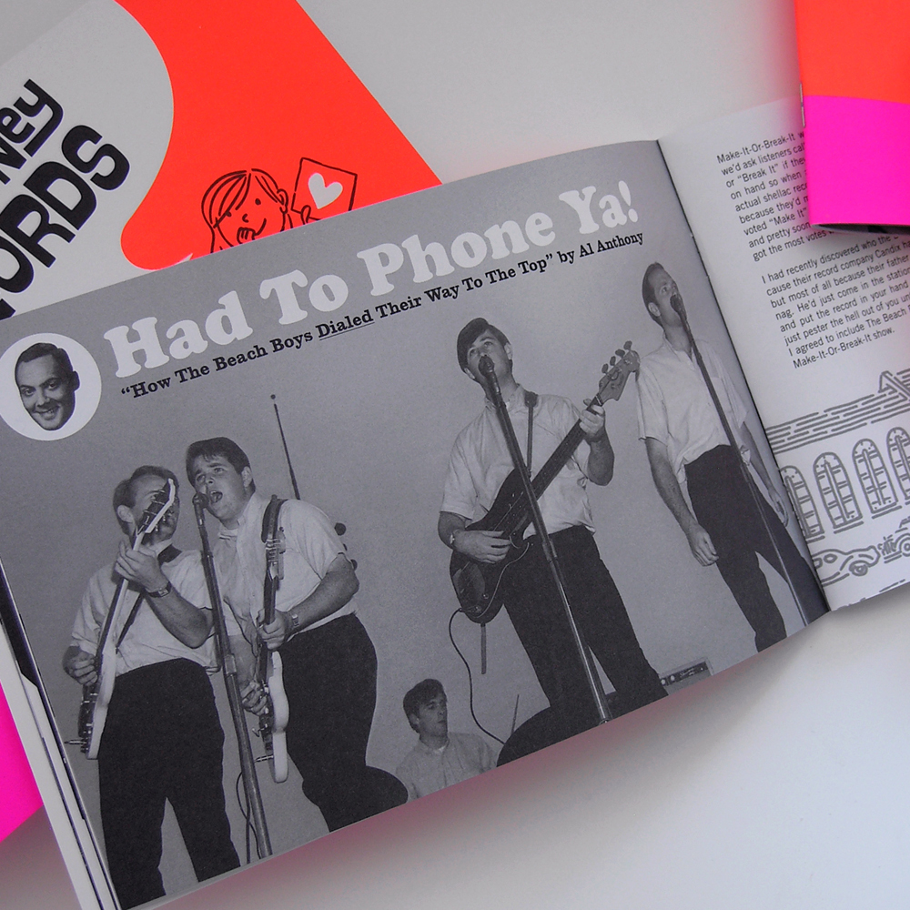 06 Wild Honey Records ZINE knoxville tennessee vinyl record store