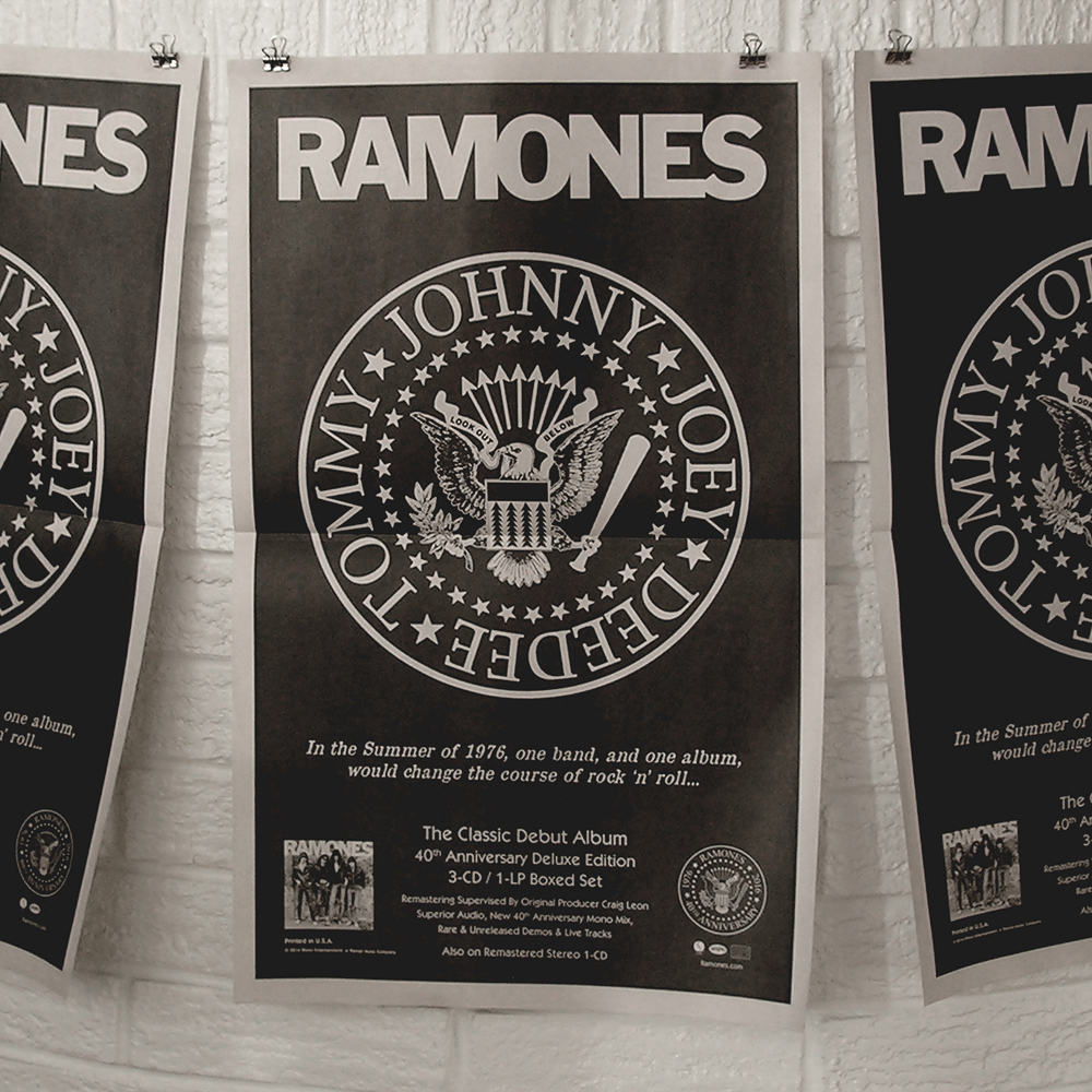 ramones_40_posters_wild_honey_records_knoxville_tennessee_record_store