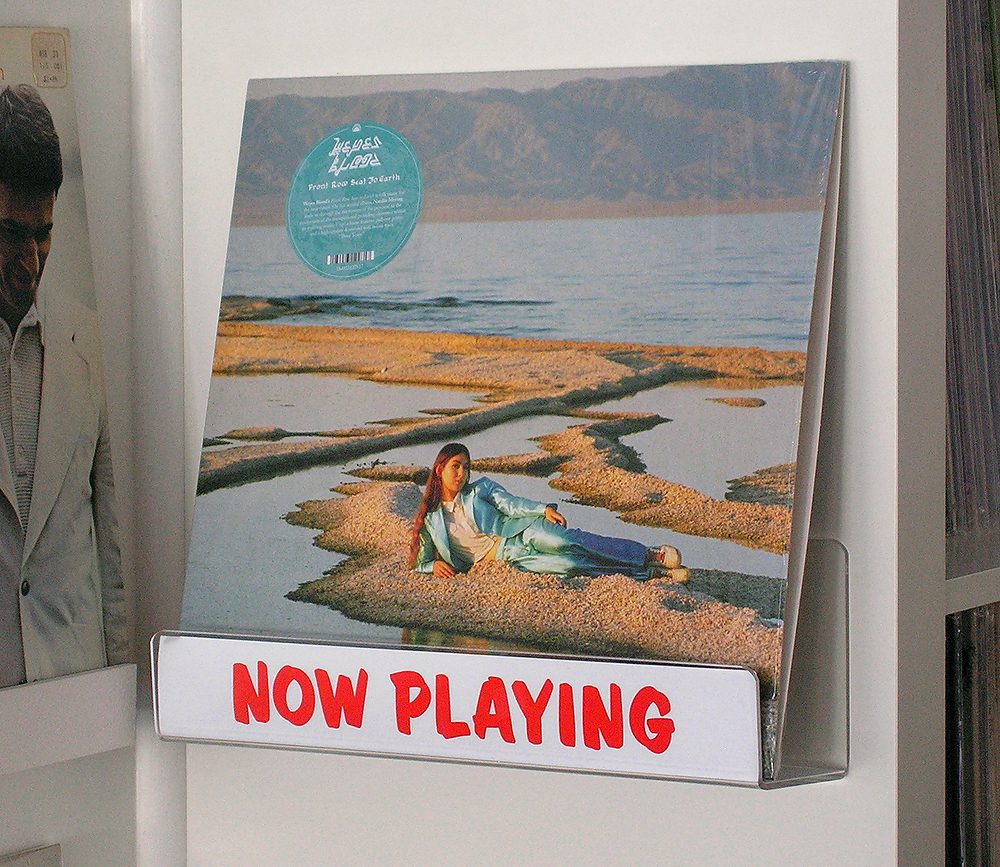 On The Turntable Weyes Blood Front Row Seat To Earth Wild Honey Records
