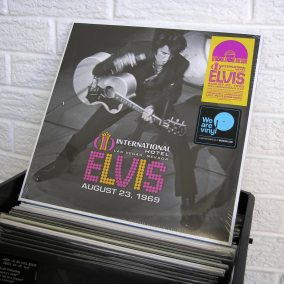 Record Store Day 2019 ELVIS