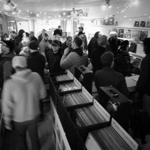 black friday record store knoxville
