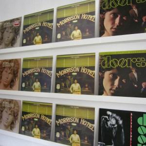 The Doors storage dig - vintage vinyl Knoxville Nov. 9th