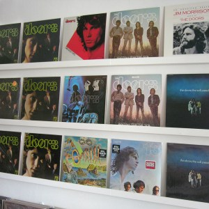 The Doors storage dig - vinatge vinyl Knoxville Nov. 9th